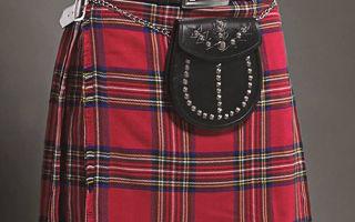 Килт — шотландская юбка для мужчин