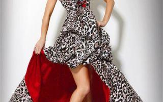 Красивые бальные платья для танцев