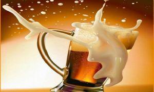 Как удалить, вывести пятна от пива. Лучшие методы