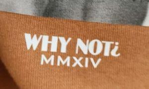 Модные бренды одежды. Бренд WHY NOT¿ один из популярнейших в России.