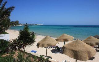 Отдых в тунисском Хаммамете