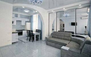 Ремонт квартиры — студии «под ключ»