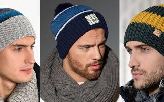 Мужские шапки, какой цвет наиболее популярен?