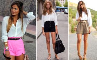 С чем носить юбки-шорты для тенниса