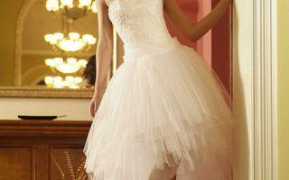 Модные короткие платья — длина мини в тренде