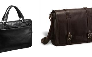 Мужские сумки: как выбираем, как ухаживаем