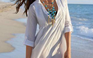 Летние платья для женщин – поиск нужного фасона