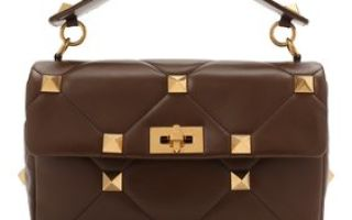 Новые коллекции сумок Valentino