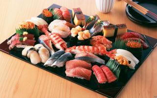 Настоящие японские суши в Москве