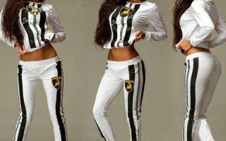 Женские спортивные штаны, фото смотреть