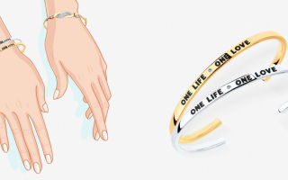 Какие бывают золотые браслеты и как их правильно выбирать