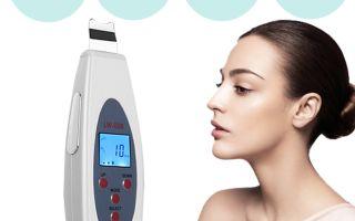 Преимущества использования ультразвукового скраббера для кожи