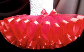 Как сшить юбку из фатина своими руками?