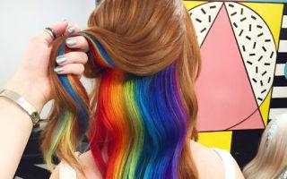Обучение колористике волос