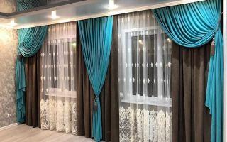Декоративные шторы на заказ