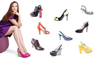 Интернет — магазин итальянской обуви