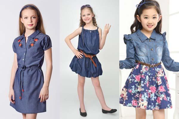 Красивые наряды для девочек