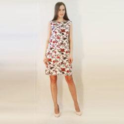 Модель короткого платья