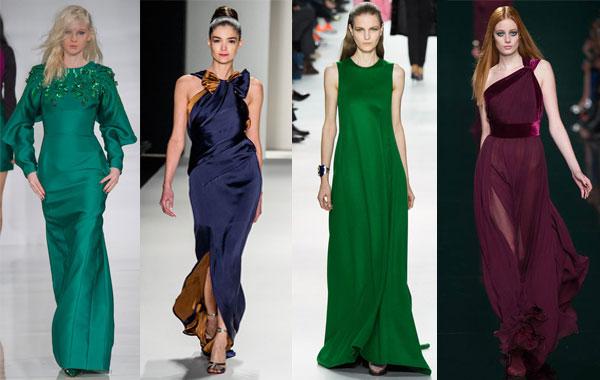 Цвета одежды, модные в 2015 году