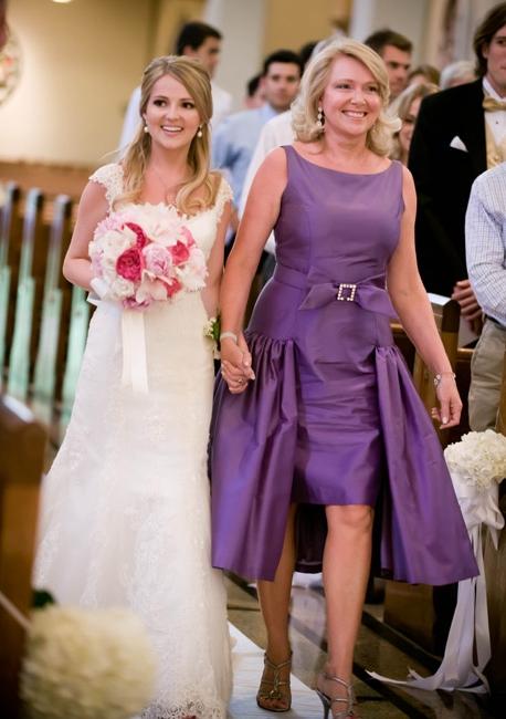 Невеста и ее мама