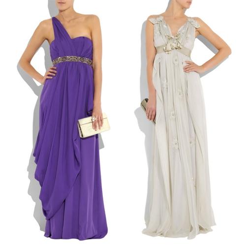 Сочетание платье и клач