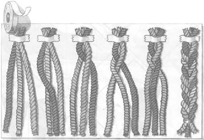 Гавайская юбка своими руками - как сделать? 33