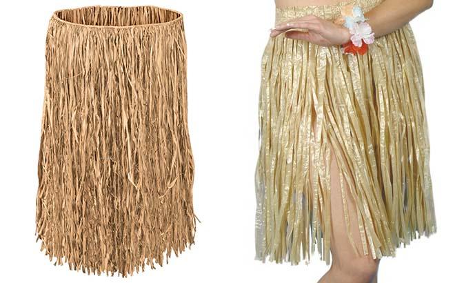 Гавайская юбка своими руками - как сделать? 81