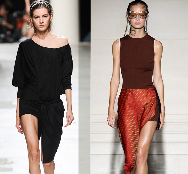 asimmetrichnaya-yubka2 Асимметричная юбка - фото основной детали элегантного стиля