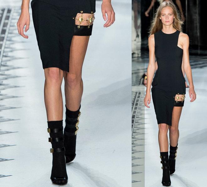 asimmetrichnaya-yubka9 Асимметричная юбка - фото основной детали элегантного стиля