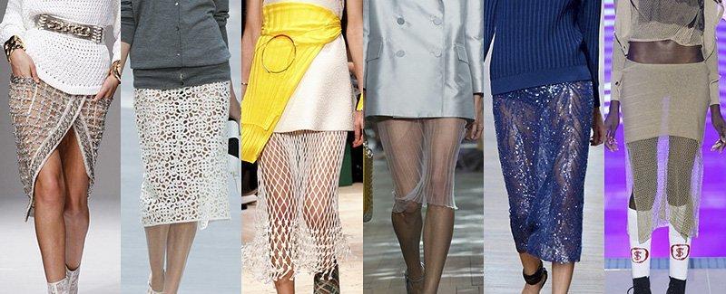 Необычные юбки