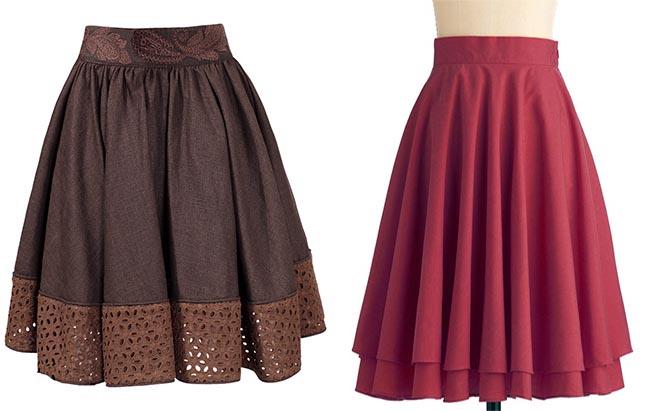Сшить юбку татьянка 34