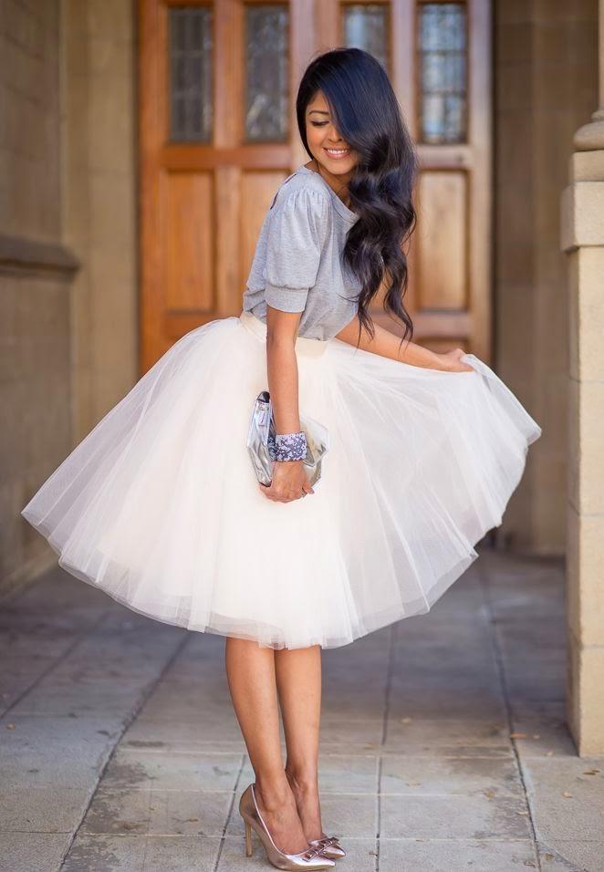 Пышная юбка на свадьбу
